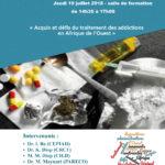 « Acquis et défis du traitement des addictions en Afrique de l'Ouest »